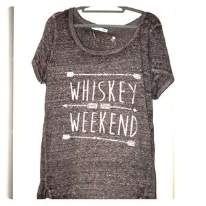 🥃🥃 whiskey weekend shirt XL from maurices